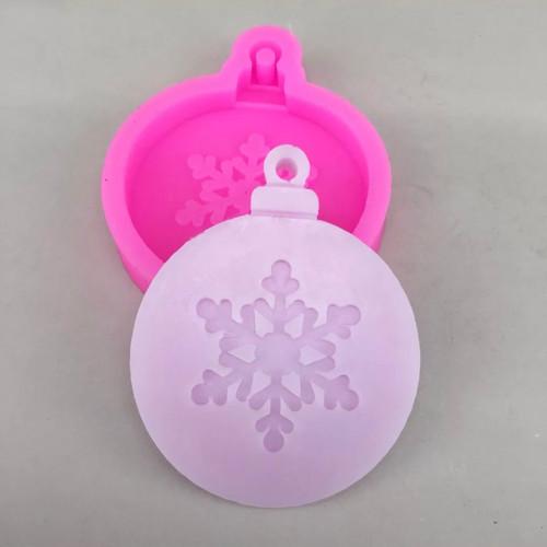 Ornament silicone mold