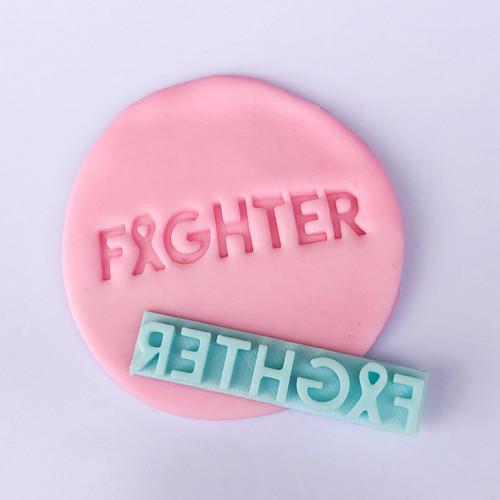 Fighter Awarness   Fondant /Cookie Embosser