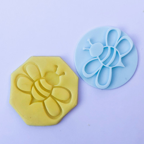 Honey  Bee Fondant /Cookie Embosser