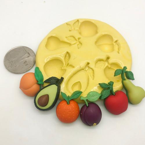 Fruit Mixed Mold
