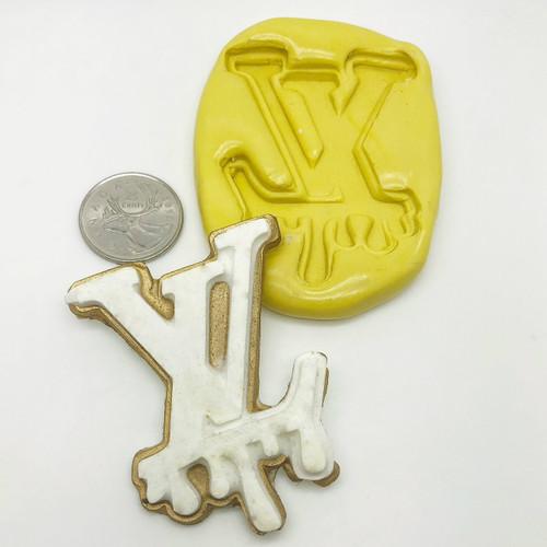 XL L Drip silicone mold
