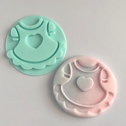 Baby DressFondant /Cookie Embosser