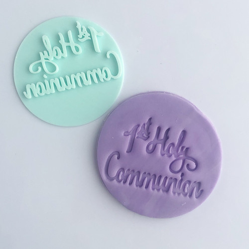 Holy Communion   Fondant /Cookie Embosser