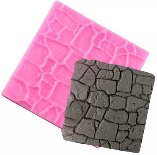 Cobble stone  Impression Mat PM443