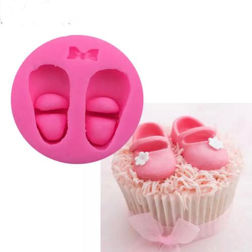 Baby Shoe Mold