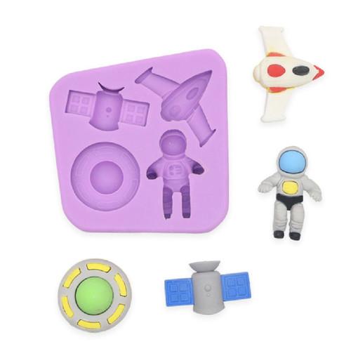 Space theme  Mold set