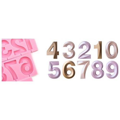 Number bold set  pm515
