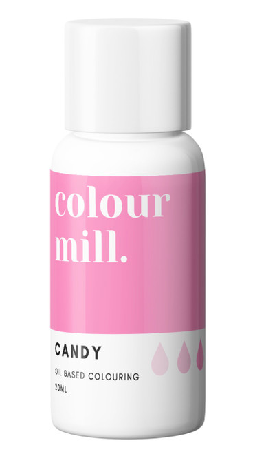 Oil Based Colouring 20ml Candy  -Colourmil