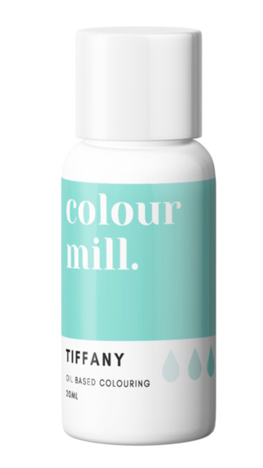 Oil Based Colouring 20ml Tiffany -Colourmil