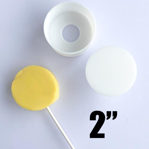 "Circle  2"" size Cake Pop Mold"