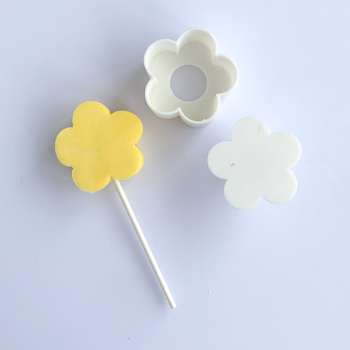 Daisy Flower   Cake Pop Mold
