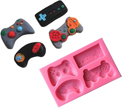 Video game controller silicone Mold PM607
