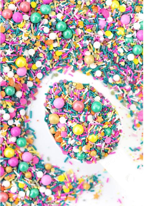 RETRO KITCHEN Sprinkle Medley