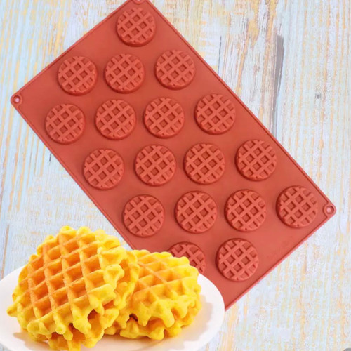 waffle  Mini round