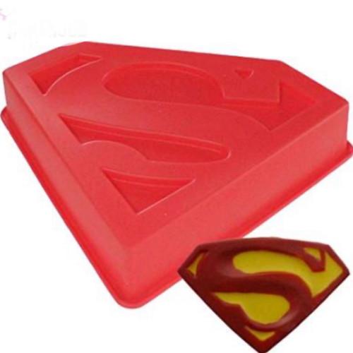 Superman Cake mold Breakable