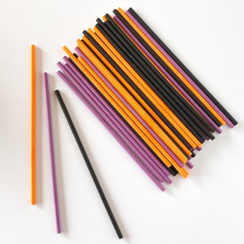 Halloween Lollipop sticks 40pc mixed