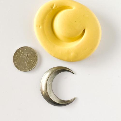 Moon  Silicone  Mold