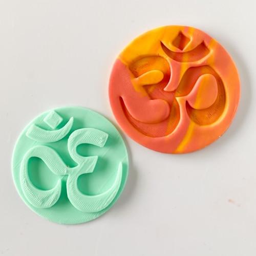 Diwali Om symbol  Fondant /Cookie Embosser