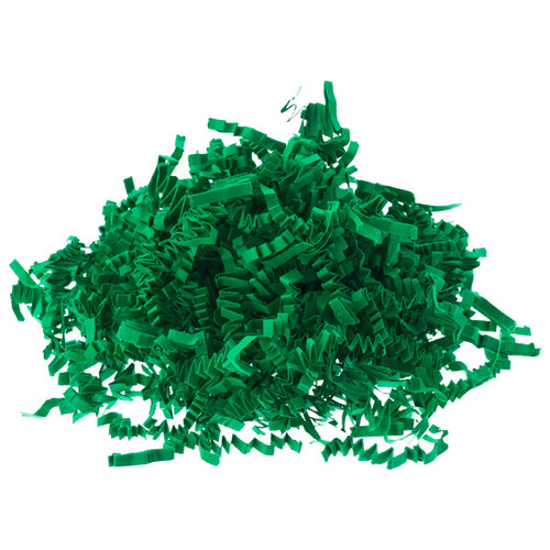 Crinkle Filler Christmas Green   2oz