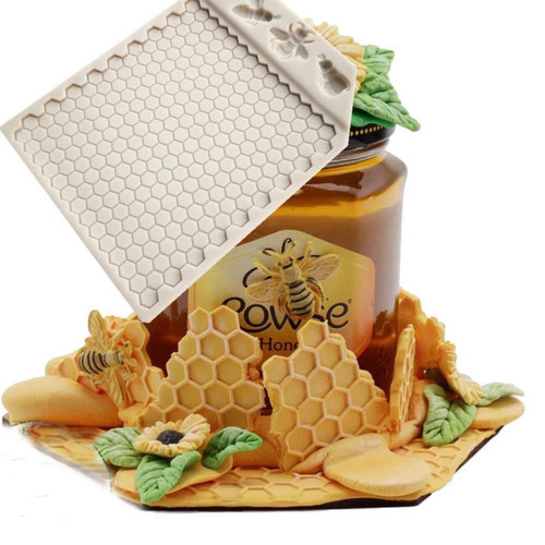 Bee Hive texture mat  PM594