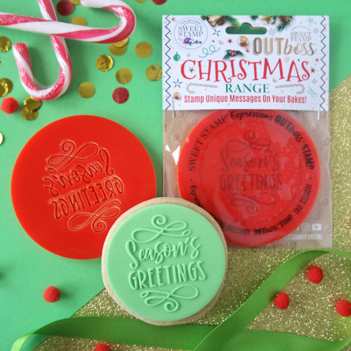 OUTBOSS CHRISTMAS - SEASONS GREETINGS