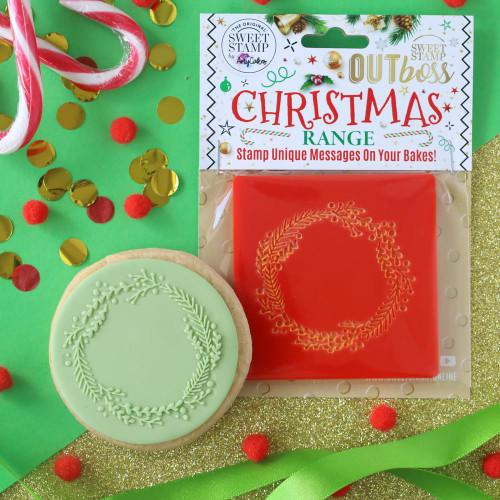 OUTBOSS CHRISTMAS - CHRISTMAS WREATH