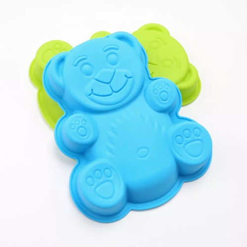 Bear Mold Breakable