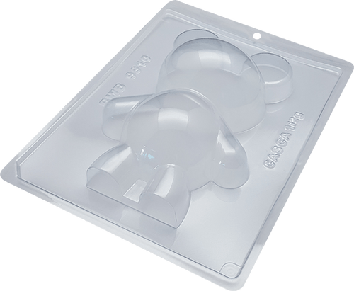 Bear Large 3 part Mold