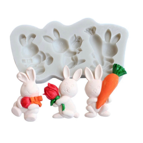 Easter Bunny Mold set