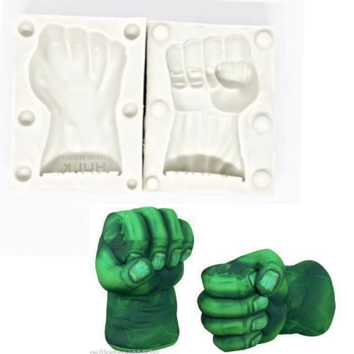 3d hand  mold PM529