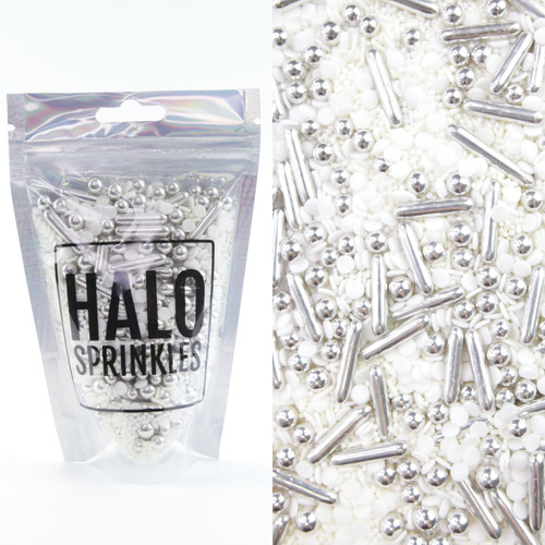 HALO SPRINKLES LUXURY BLENDS - SILVER LINING 110G