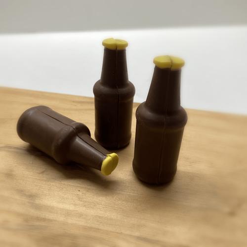 Liquor bottle Small  3 part Mold