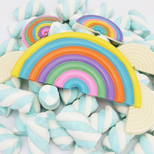 Rainbow    - 1 part Mold