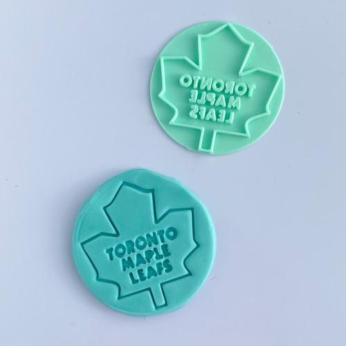 Maple leaf  Fondant /Cookie Embosser