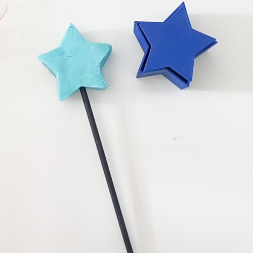 Star Cake Pop Mold