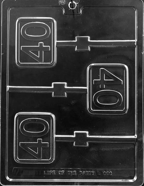 #40 Plain Lolly #CH 344