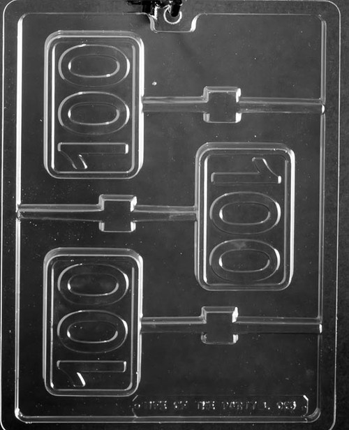 #100 Plain Lolly #CH 350