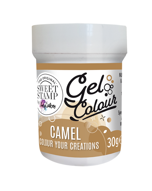 CAMEL - SWEET STAMP GEL COLOUR 30G