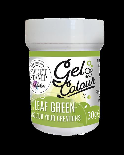 LEAF GREEN- SWEET STAMP GEL COLOUR 30G
