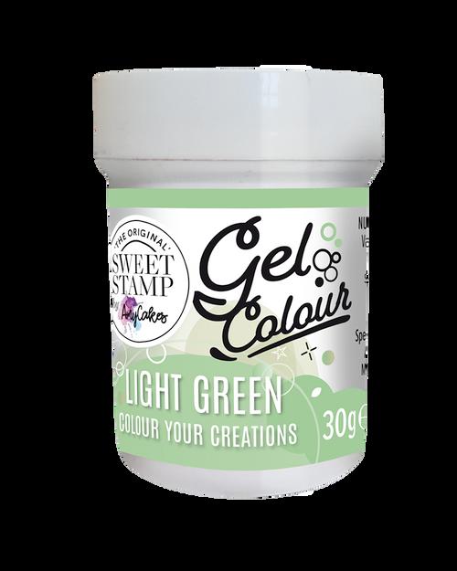 LIGHT GREEN - SWEET STAMP GEL COLOUR 30G