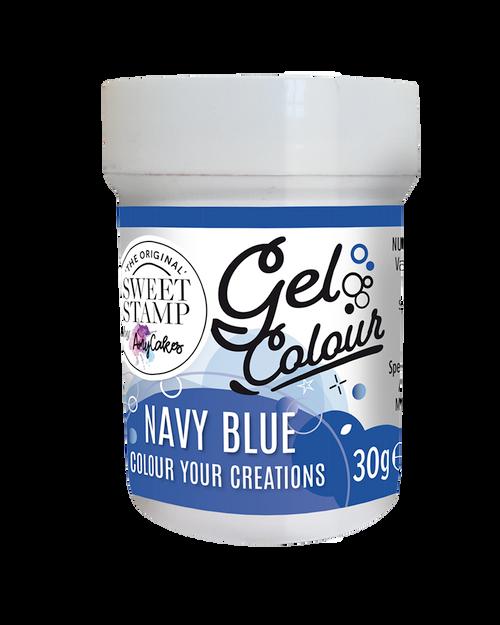 NAVY BLUE - SWEET STAMP GEL COLOUR 30G