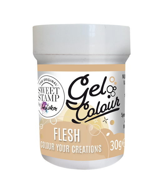 FLESH - SWEET STAMP GEL COLOUR 30G