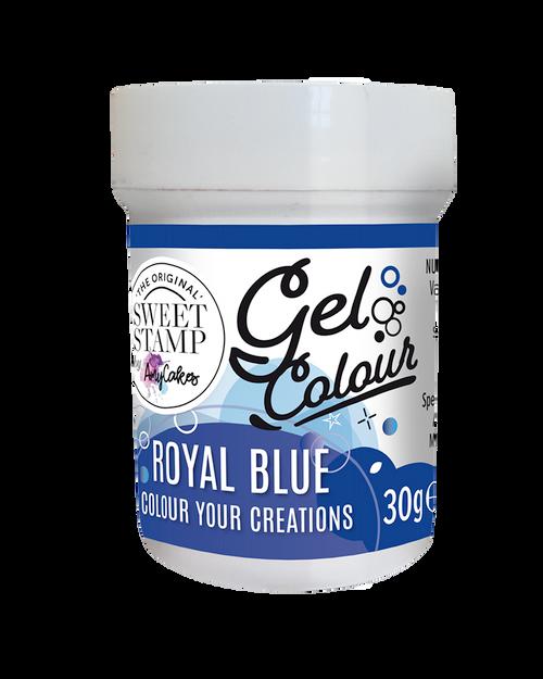 ROYAL BLUE- SWEET STAMP GEL COLOUR 30G