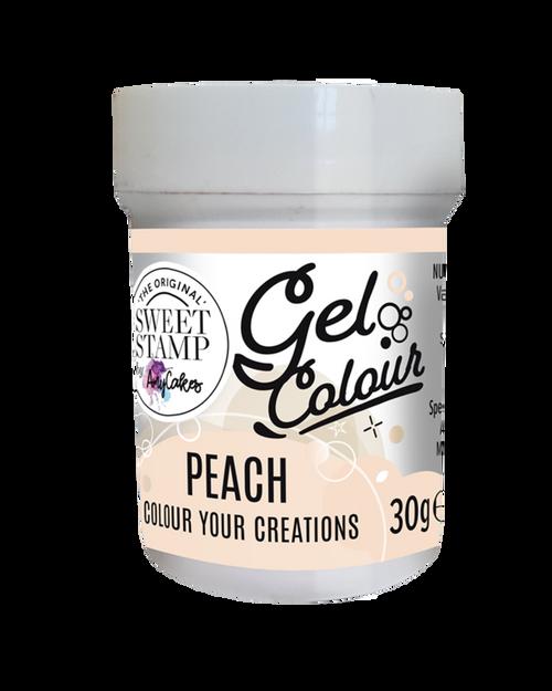 PEACH- SWEET STAMP GEL COLOUR 30G