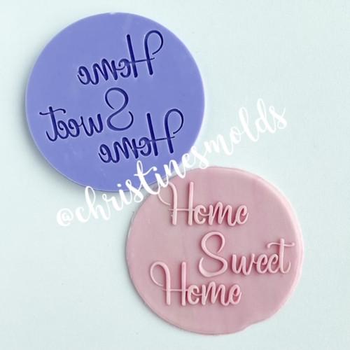 """Home sweet Home  Debosser  3"""""""