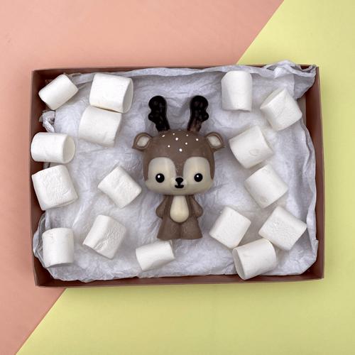 Reindeer - 3 Part Mold