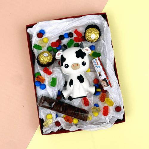 Little Cow - 3 Part Mold