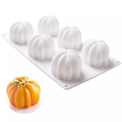 Pumpkin Silicone Mold Tray