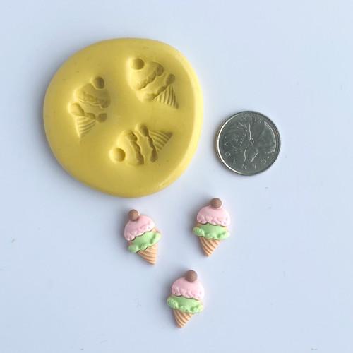 Succulent mini  Silicone mold