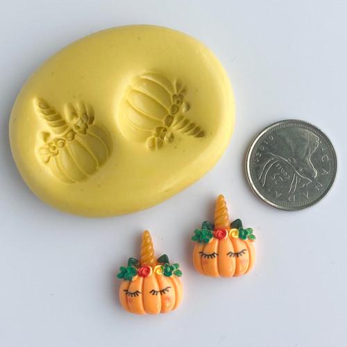 Pumpkin Mini  Silicone mold